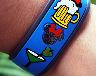 Food and Drink Magic Band Decals