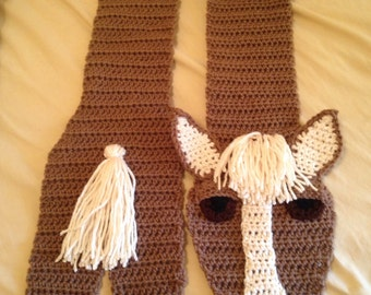 Horse Scarf, Adult Size