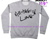 All The Love Harry Styles Shirt | All The Love Shirt| HARRY STYLES Shirt