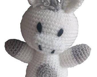 Star the Horse - Crochet Pattern (PDF)