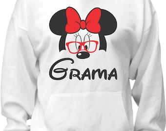 On Sale - Disney Minnie Grama... Hoodie