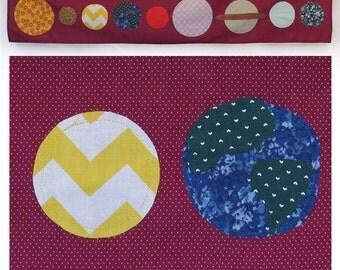 Solar System Tapestry