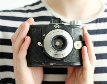 Functioning Vintage Agfa Clack analoge camera - Lomography, fotografie, reizen, festivals