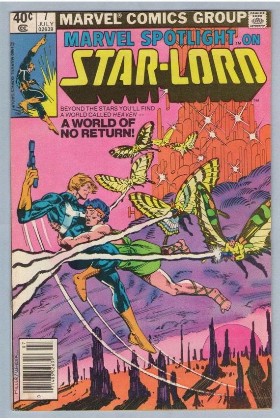 Marvel Spotlight V2 7 Jul 1980 FI (6.0)