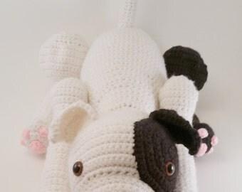 Pit Bull - Crocheted Dog