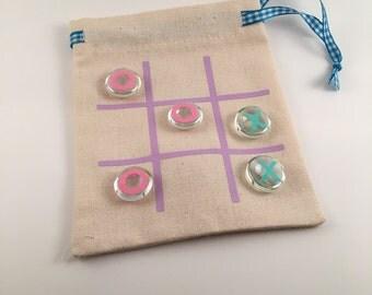 Easter Tic Tac Toe Bags