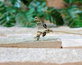 Deer pin. Stag Pin. Deer lapel pin. Antler pin. Lapel pin. Lapel Pins. Brooch. Brooches. Lapel flower. Flower lapel pin.