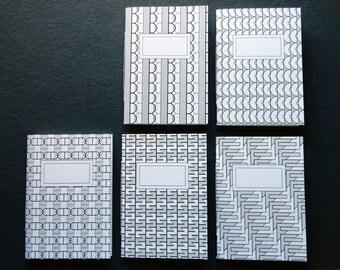 Alphabet Notebooks
