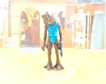 Hammerhead Star Wars Smuggler Action Figure 1978