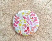 Delicate: Pocket Mirror 57mm/2.3 inch