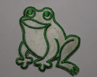 Vintage Frog Patch