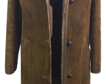 sheepskin coat – Etsy
