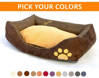 Dog Bed MELODY customized