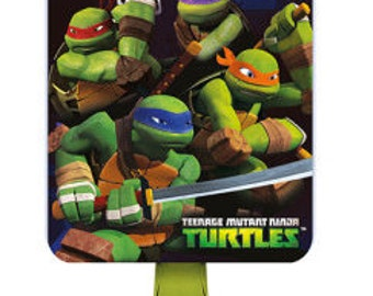 Teenage Mutant Ninja Turtles Party Blowouts 8ct