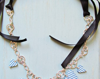 """Necklace """"Pin up"""""""