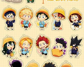Boku no Hero Academia - Kindergarten Acrylic Charms