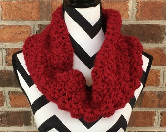 Red Cowl *FREE SHIPPING*