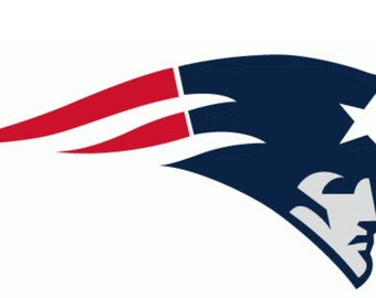 New England Patriots Logo - Vector Design Svg, Eps, Dxf, Jpeg, pdf Format for Cricut and Silhouette, Digital download