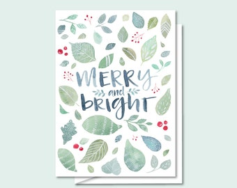 Holiday Greeting Cards- Pack of 5