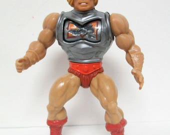 Battle Armor He-Man Masters of the Universe Action Figure Mattel 1983