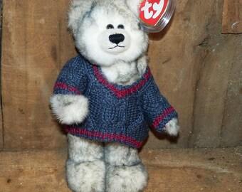 TY Bear Attic Treasure Fairbanks Land of Midnight Sun - 1041