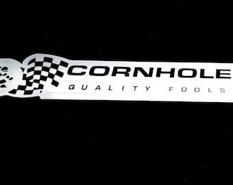 "Toolbox Emblem - Fun With ""Cornw**l"" Tool Company"