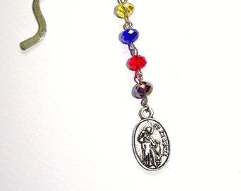 Rainbow Bridge Bookmark,Gift for pet lover, Memorial gift for pet lover birthday gift,