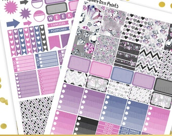 50%off BLING  and Free Planner Stickers | Instant Download | Pdf and Jpg Format