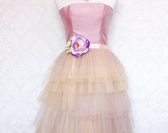 Little Romantique Make A Wish Dress | Vintage | Weddings Dresses | Bridesmaid Dresses | Fairytale | Ballerina | Whimsical | 1950's Prom