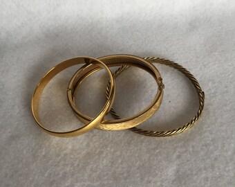 Monet Plus 2 Bangle Bracelets