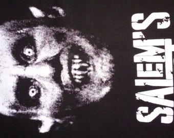 BACK PATCH- Salem's Lot -canvas HORROR - Barlow - Stephen King vampire