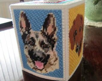Dog Tissue Topper