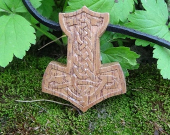 Celtic jewelry celtic pendant Thors hammer pendant Gift for boyfriend teen boy viking jewelry celtic mens necklace Mjolnir gift for brother