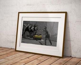 Jurassic Park art print, Jurassic Park Poster, Film Poster, Dinosaur print, Jurassic Park movie poster, instant download