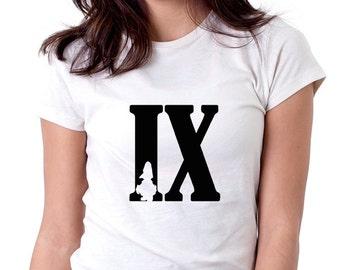 Final Fantasy IX Tshirt, Vivi Tshirt, Final Fantasy IX, FF9 Tshirt, Geek Tshirt, Geek Gift, Final Fantasy Gift, Video Game Tshirt