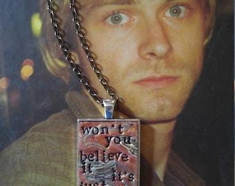 Nirvana School Pendant Necklace