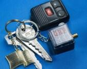 KeychainQRP 80m Band - World's smallest Ham Radio HF Transmitter