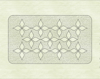Machine Embroidery Design.  for Purse Making.