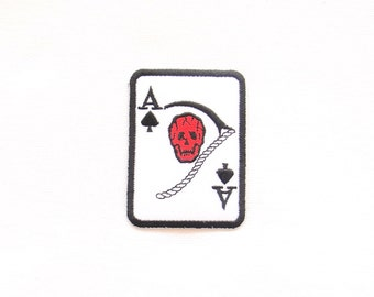 Ace of spades death card patch