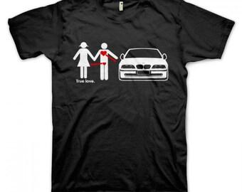 Ture Love BMW E39 T-shirt