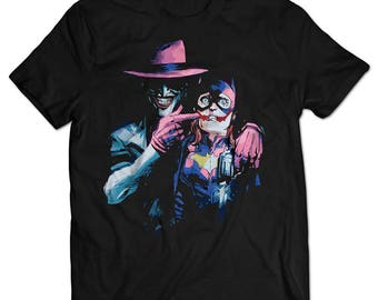 Batgirl 41 Joker Comic Book T-shirt