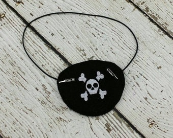 Pirate Eye Patch - Pirate Party - Party Favor - Dress up - Pretend Play