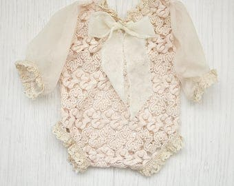 newborn photoprop, newborn outfit, photoprop girl