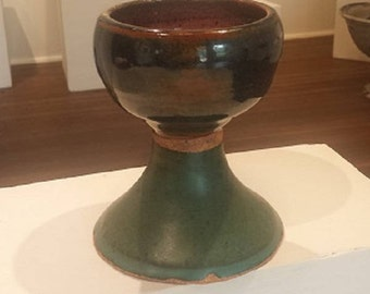 Hand Made Goblet/ Wine Glass