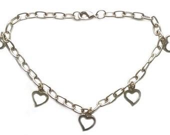 Renetta's Little Hearts Bracelet