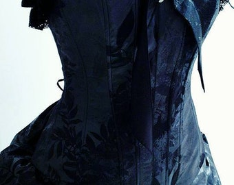 Victorian Bustle Steampunk Gothic Party