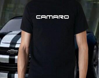 Chevrolet Camaro T Shirts