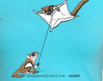 Flying Squirrel Training