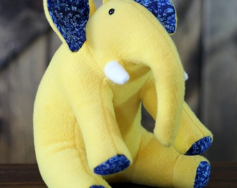 Ellie Elephant stuffed toy