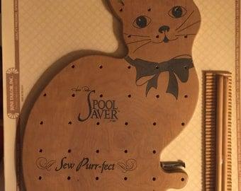 Spool Saver--Cat